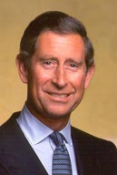 HRH Charles  Prince of Wales