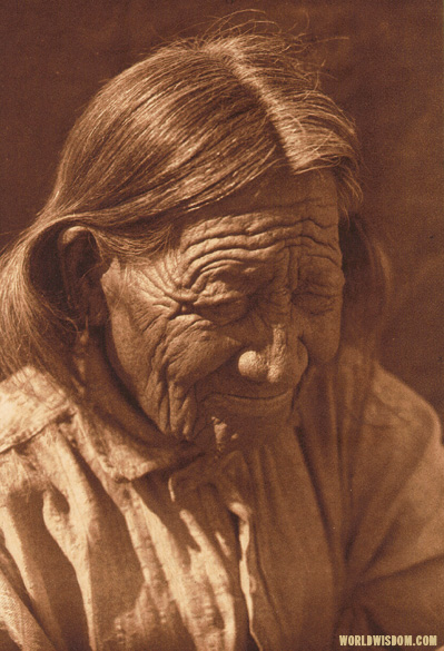 """The ancient Arapaho"" - Arapaho, by Edward S. Curtis from The North American Indian Volume 6"